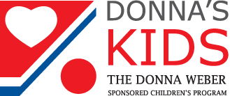 Logo for Donna's Kids